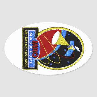 Mars Reconnaissance Orbiter (MRO) Stickers