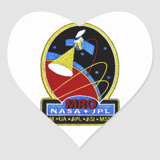 Mars Reconnaissance Orbiter (MRO) Sticker
