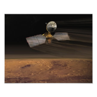 Mars Reconnaissance Orbiter Photograph