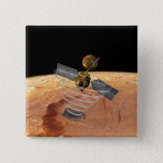 Mars Reconnaissance Orbiter Pinback Button