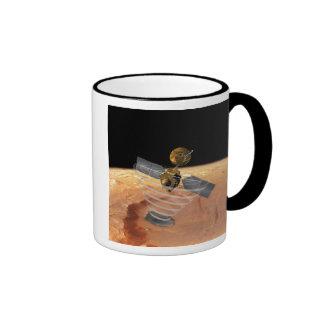 Mars Reconnaissance Orbiter Taza De Dos Colores