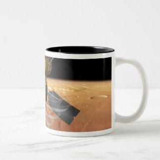 Mars Reconnaissance Orbiter Taza De Dos Tonos