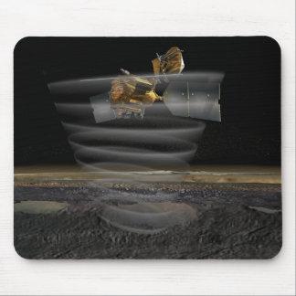 Mars Reconnaissance Orbiter's Radar at Work Mouse Pad