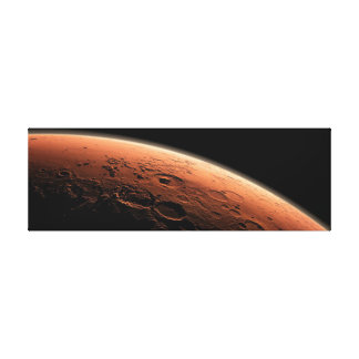 MARS RED PLANET IN THE UNIVERSE, MARS CANVAS