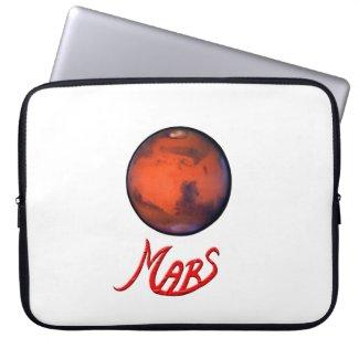 Mars - Red Planet - MacBook Air Laptop Sleeve