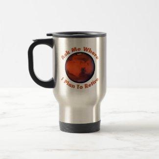 Mars Retirement Commuter Cup