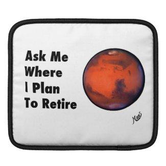 """Mars """"Retirement"""" Electronics Sleeve"""