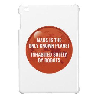 Mars Robot iPad Mini Cases