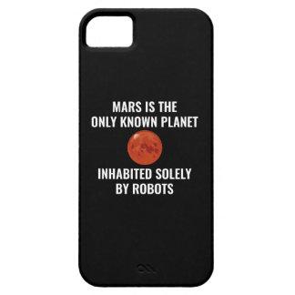 Mars Robot iPhone SE/5/5s Case