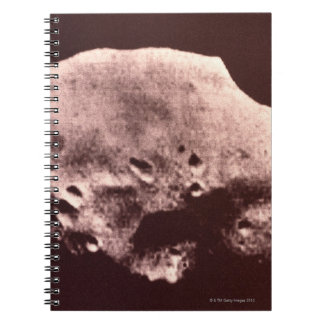 Mars Rock Notebook