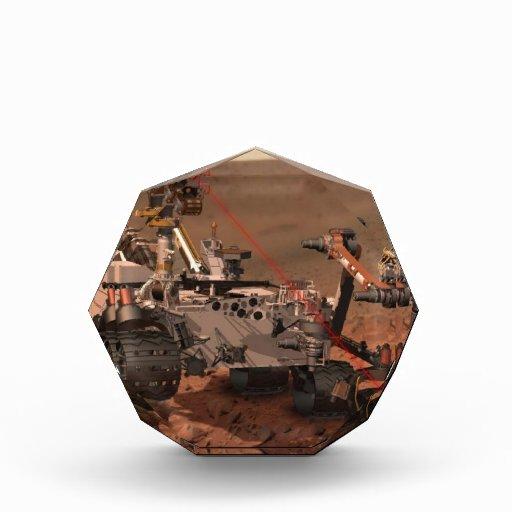Mars Rover Award