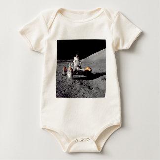Mars Rover Baby Bodysuit