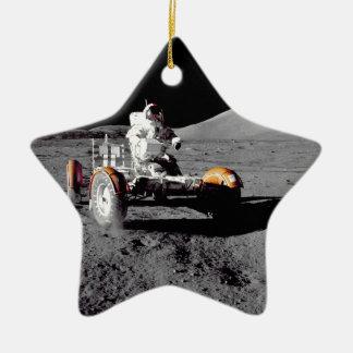 Mars Rover Ceramic Ornament