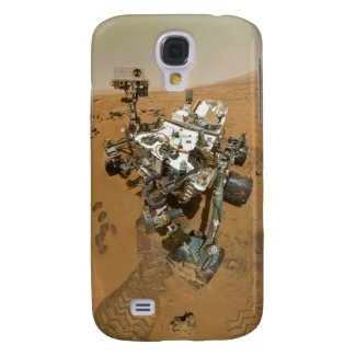 Mars Rover Curiosity at Rocknest Samsung Galaxy S4 Covers