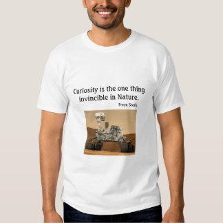 Mars Rover Curiosity NASA 2012 T-shirt