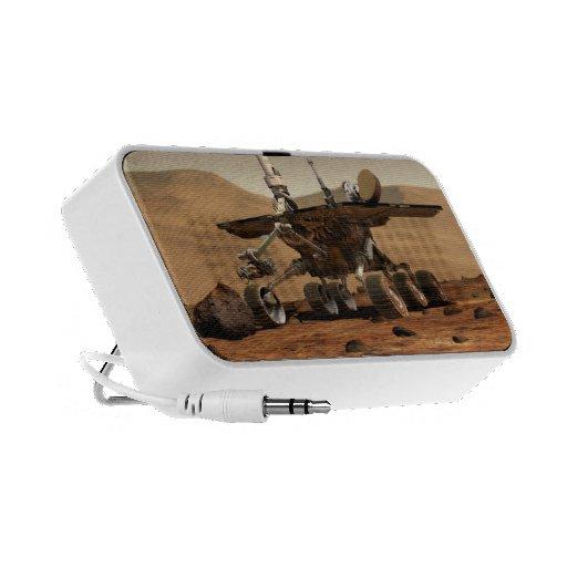 Mars Rover iPhone Speakers