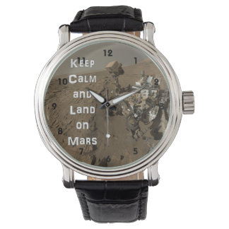 Mars Rover Keep Calm and Land on Mars Watch