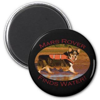Mars Rover Fridge Magnet