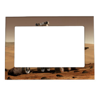 Mars Rover Magnetic Photo Frame