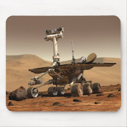 Mars Rover Mouse Pads