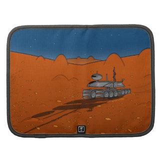 Mars Rover Organizer