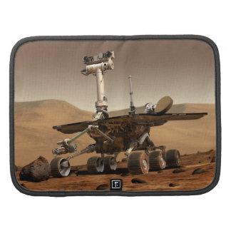 Mars Rover Folio Planner