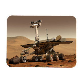 Mars Rover Flexible Magnets