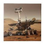 Mars Rover Tiles