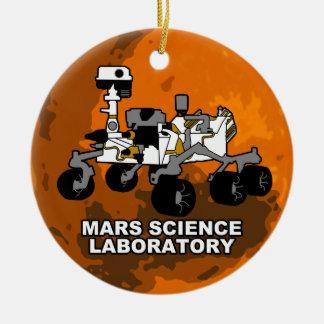 Mars Science Lab Curiosity Ornament