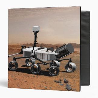 Mars Science Laboratory 2 3 Ring Binder