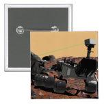 Mars Science Laboratory 3 2 Inch Square Button