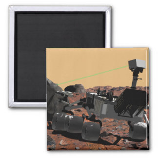 Mars Science Laboratory 3 2 Inch Square Magnet