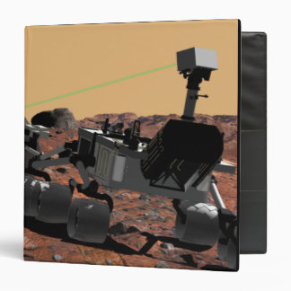 Mars Science Laboratory 3 3 Ring Binder