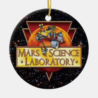 Mars Science Laboratory Ceramic Ornament