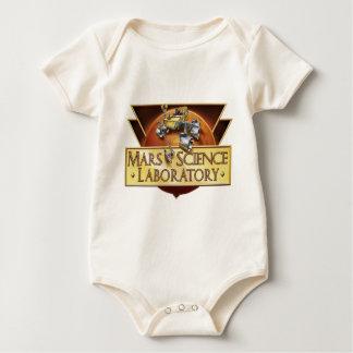 Mars Science Laboratory Landing Team Logo Baby Creeper