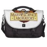 Mars Science Laboratory Landing Team Logo Laptop Commuter Bag