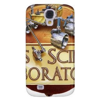 Mars Science Laboratory Landing Team Logo Samsung S4 Case
