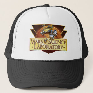 Mars Science Laboratory Landing Team Logo Trucker Hat