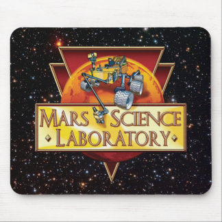 Mars Science Laboratory Mouse Pad