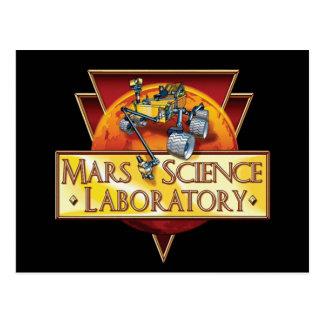 Mars Science Laboratory Post Cards
