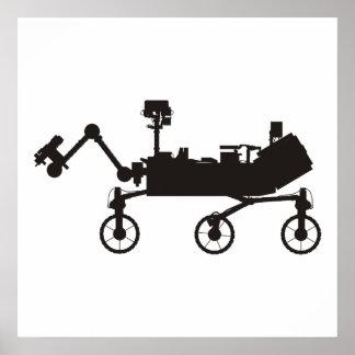 Mars Science Laboratory Poster