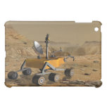 Mars Science Laboratory travels near a canyon iPad Mini Case