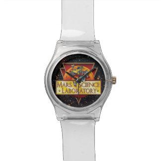 Mars Science Laboratory Wrist Watches