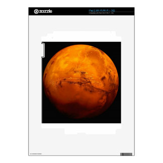 Mars Skin For The iPad 2