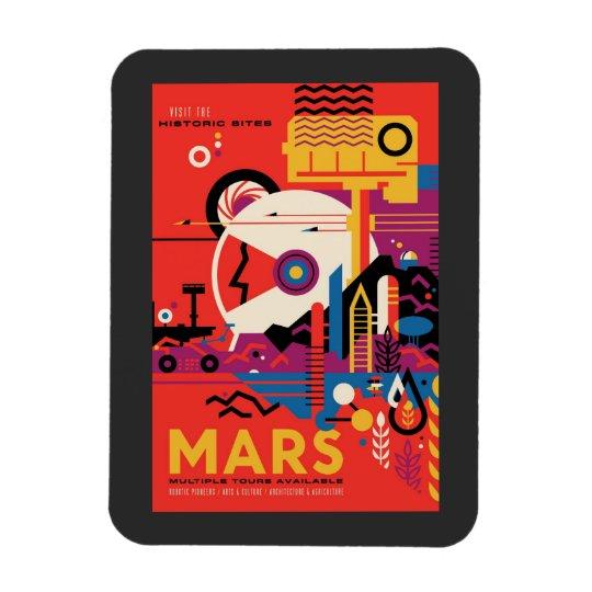 Mars - Space Tourism Magnet
