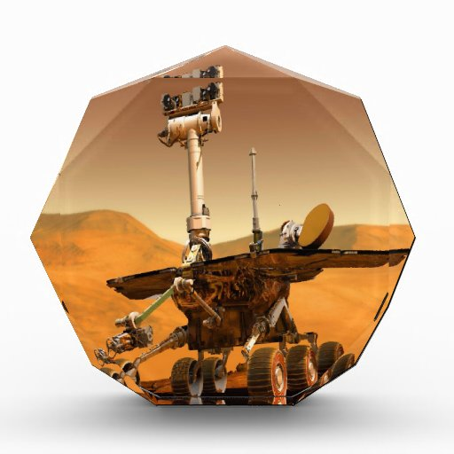 mars space travel Rover Robot Award