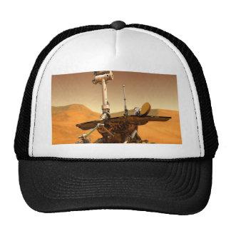mars space travel Rover Robot Trucker Hat