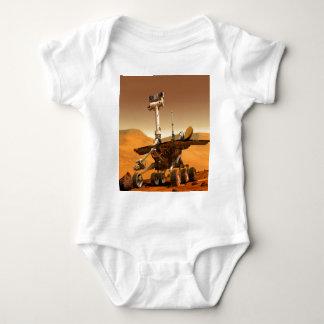 mars space travel Rover Robot Tee Shirt