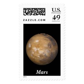 Mars Stamp