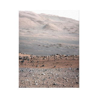 Mars Stretched Canvas Print